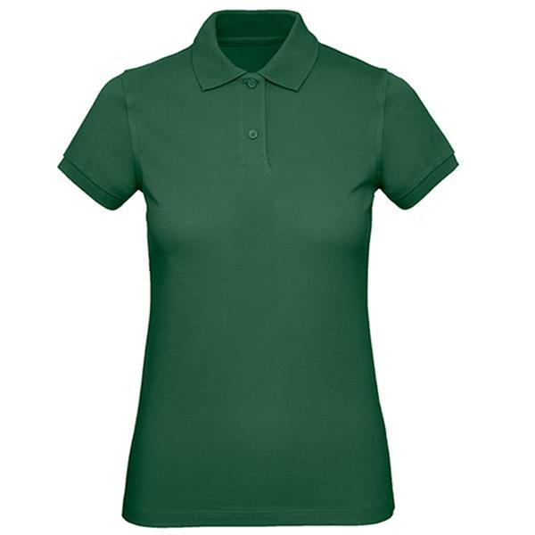 Inspire Polo Women - Verde Escuro / XS