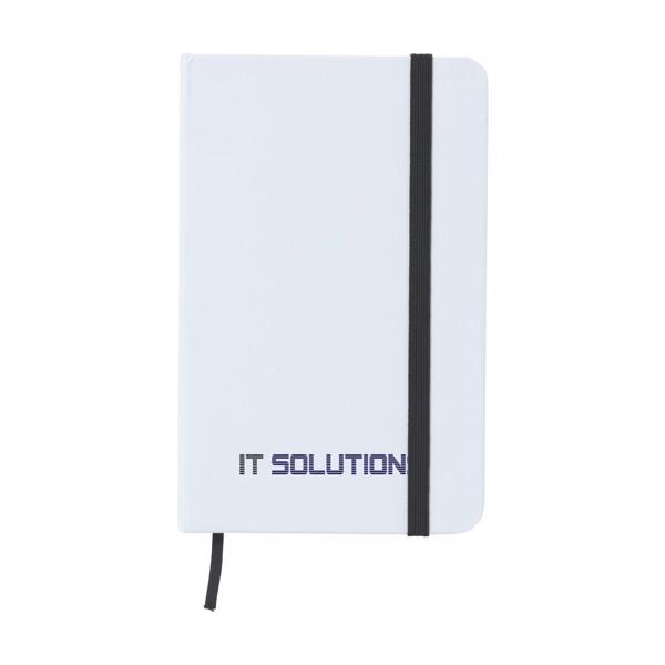 WhiteNote A6 notebook - Black
