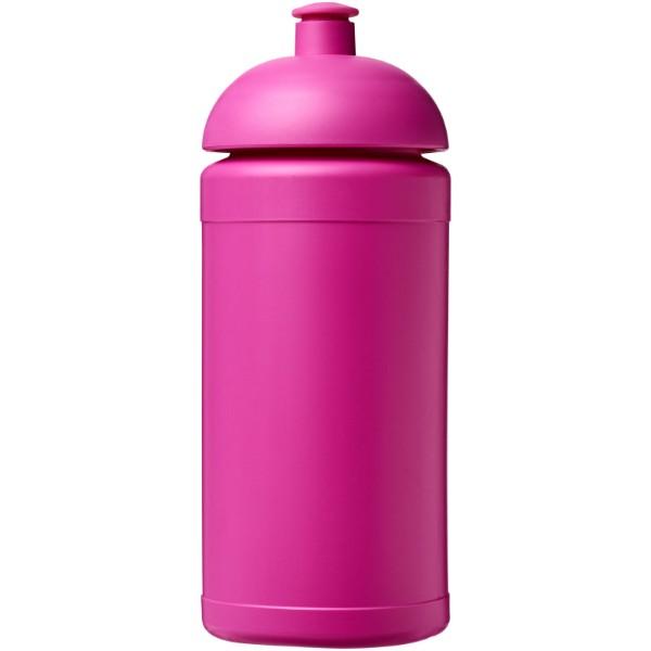 Baseline® Plus 500 ml dome lid sport bottle - Magenta