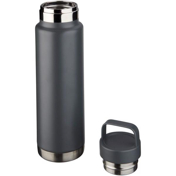 Colton 600 ml sportovní lahev s vakuovo-měděnou izolací - Šedá
