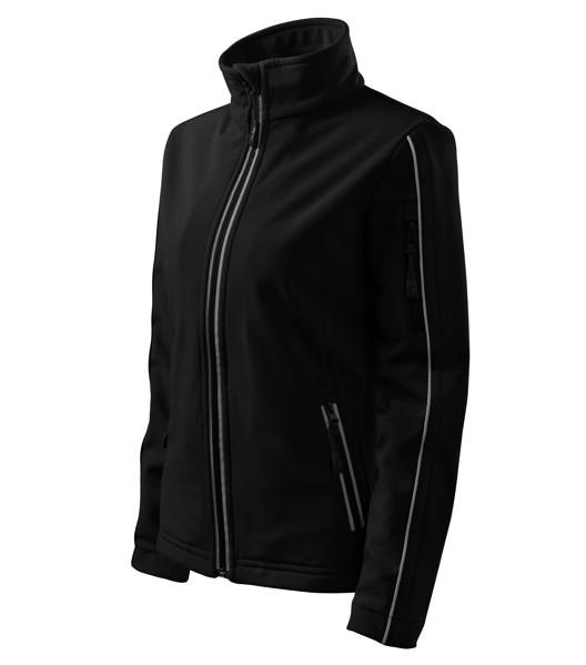 Bunda dámská Malfini Softshell Jacket - Bílá / XL