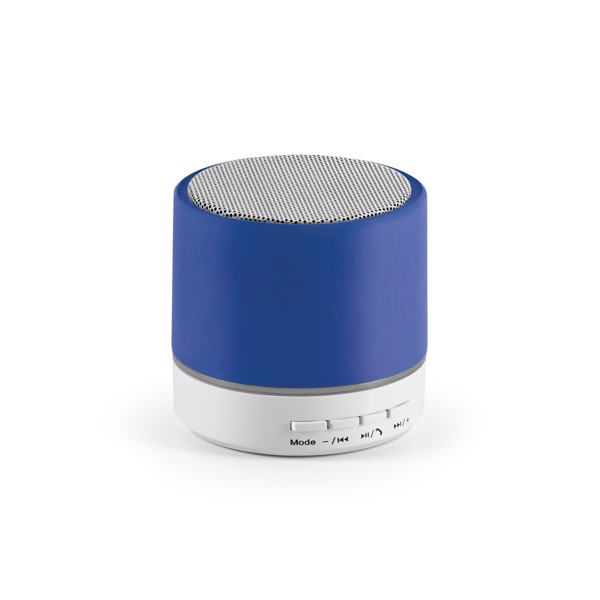PEREY. Portable speaker with microphone - Royal Blue