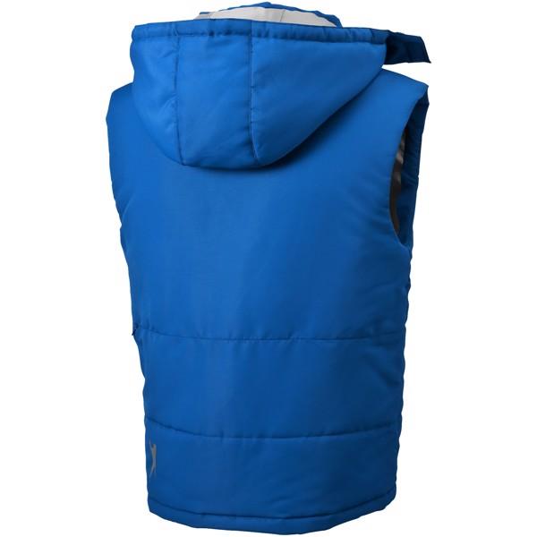 Gravel Bodywarmer für Herren - himmelblau / M