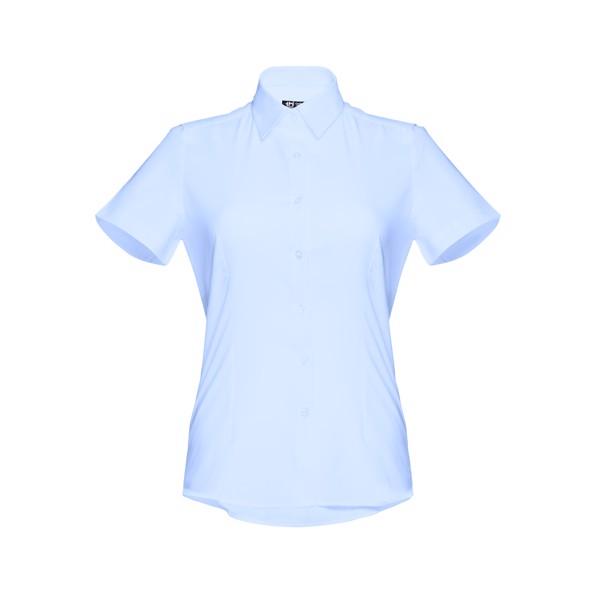 THC LONDON WOMEN. Dámská oxfordská košile - Světle Modrá / XXL