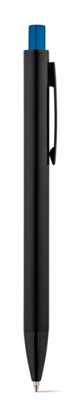 JOAN. Ball pen in aluminium - Royal Blue