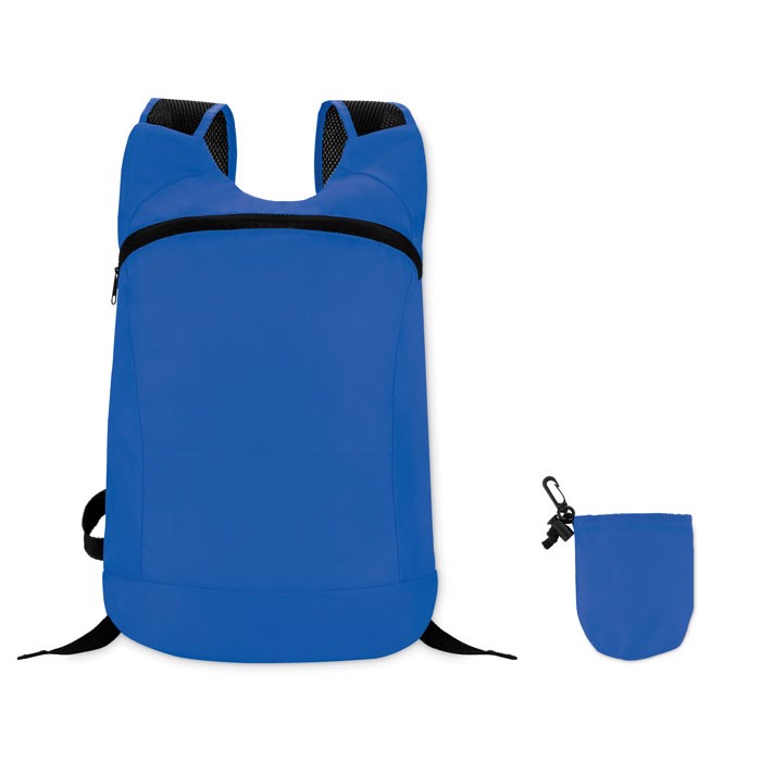 Sports rucksack in ripstop Joggy - Royal Blue