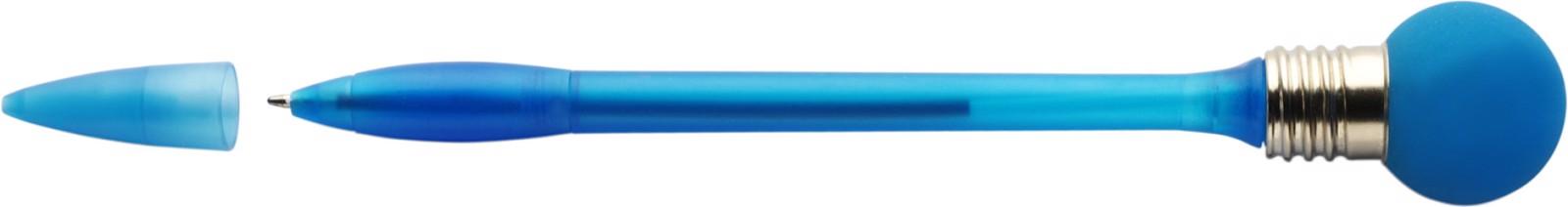 Plastic ballpen - Light Blue