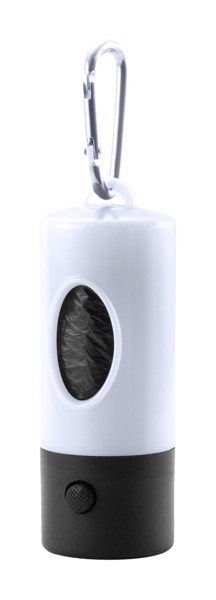 Dog Waste Bag Dispenser Muller - White