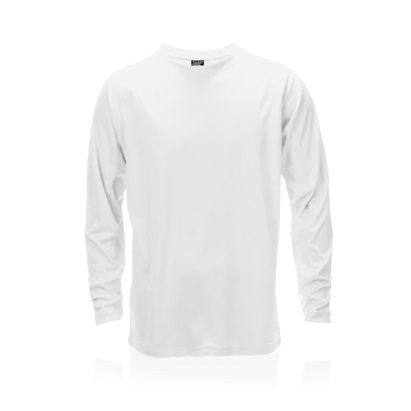 Camiseta Adulto Tecnik Maik - Blanco / XXL
