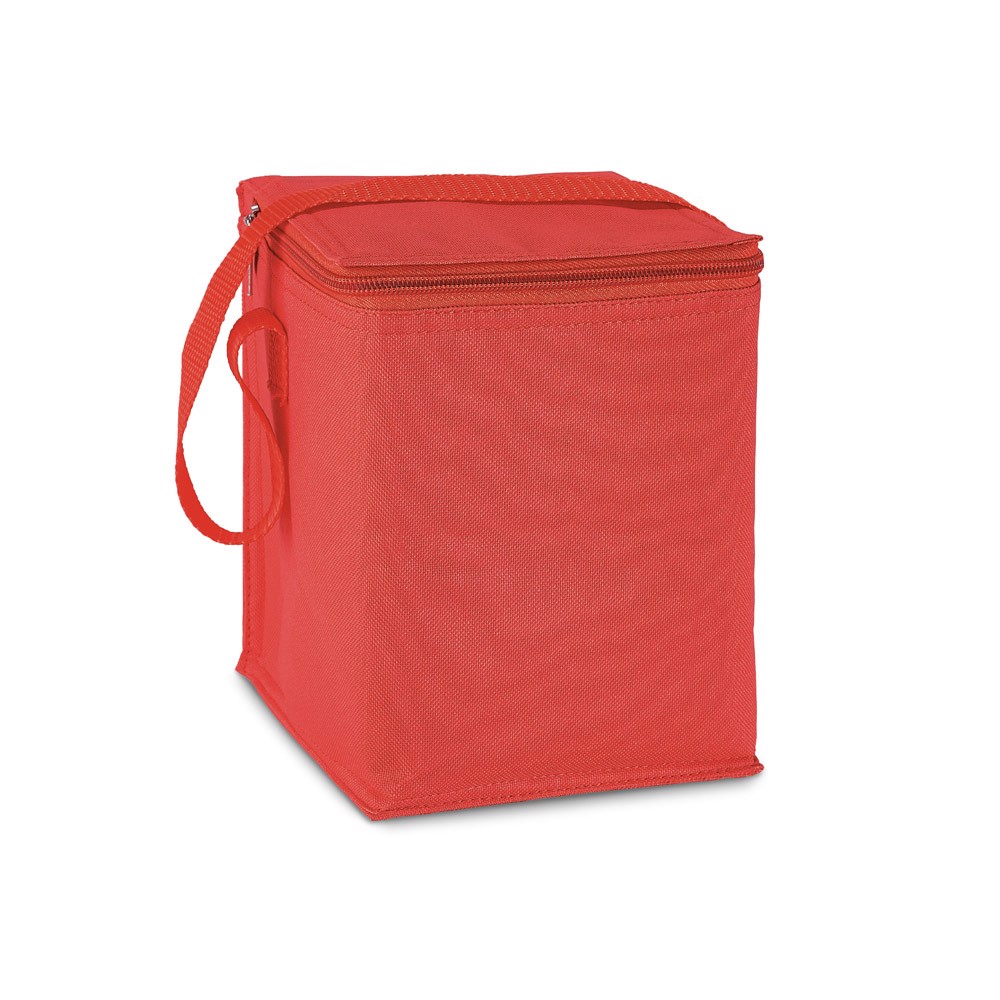 MEDAN. Cooler τσάντα - Κόκκινο