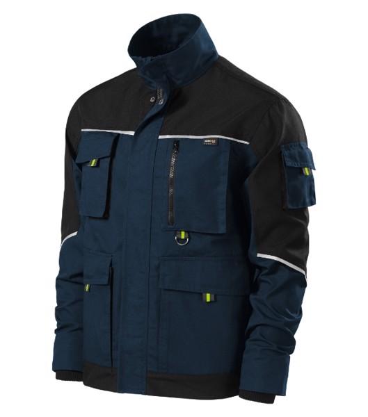 Pracovní bunda pánská Rimeck Ranger - Námořní Modrá / 2XL