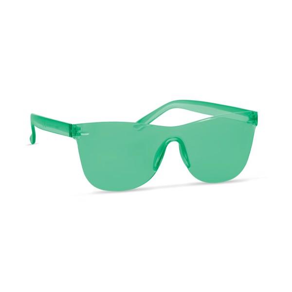 Okulary przeciwsłoneczne Cos - przezroczysty zielony