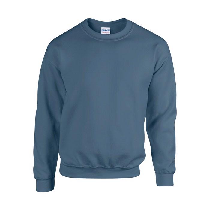 Unisex Bluza 255/270 g/m2 Heavy Blend Sweat 18000 - Indigo Blue / L