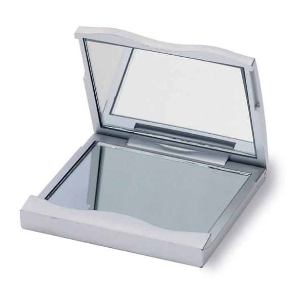 Zrcátko Gorgious - silver