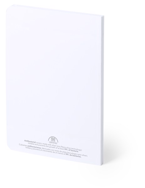 Libreta Antibacteriana Neltec