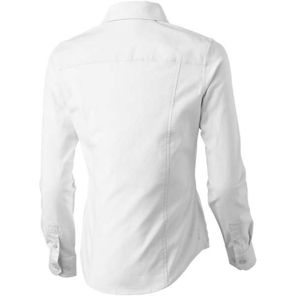 Vaillant long sleeve ladies shirt - White / XS