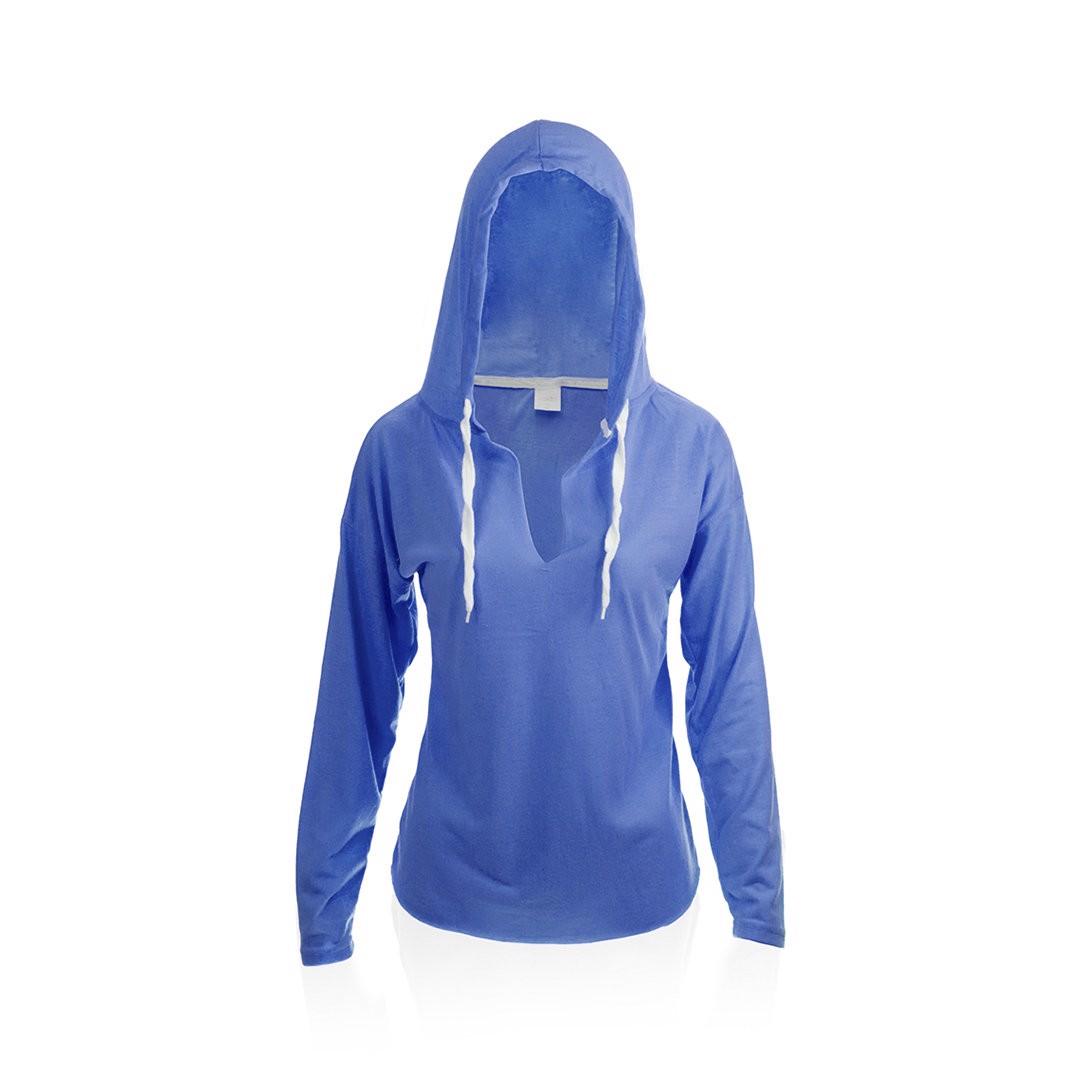 Camiseta Adulto Yuk - Azul / S