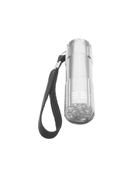 Led Baterka Spotlight - Stříbrná