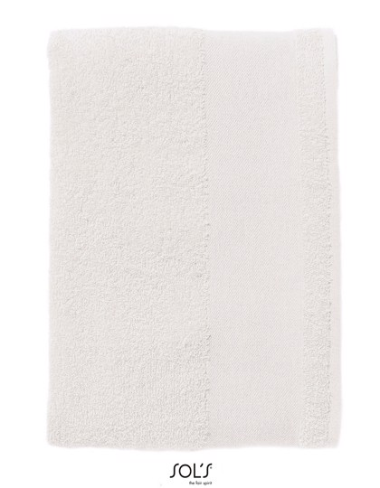 Guest Towel Island 30 - White