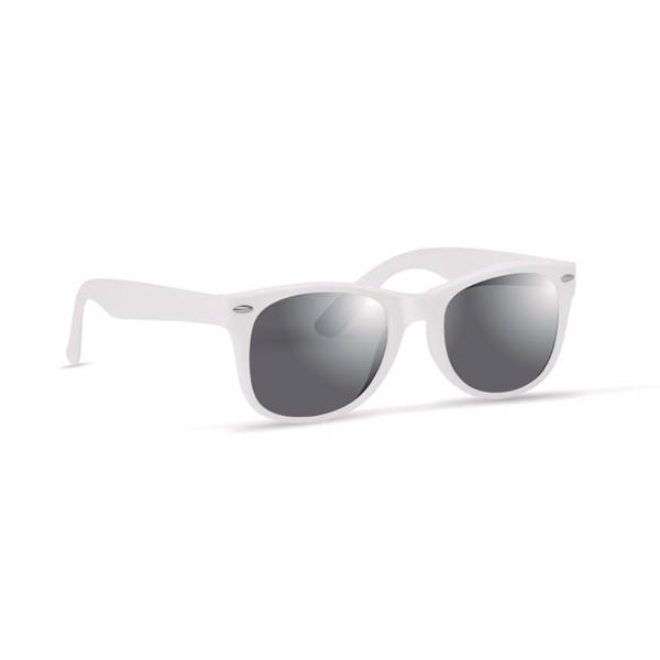 Okulary przeciwsłoneczne America - biały