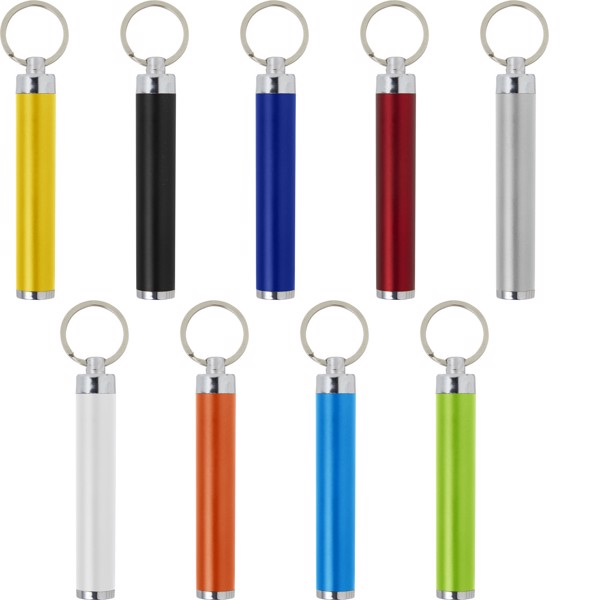 ABS 2-in-1 key holder - Blue