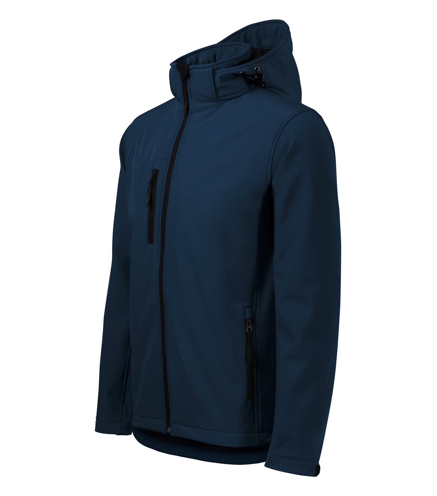 Softshell Jacket Gents Malfini Performance - Navy Blue / 2XL