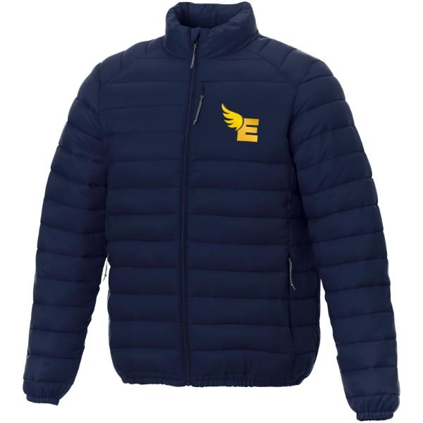 Athenas men's insulated jacket - Navy / S