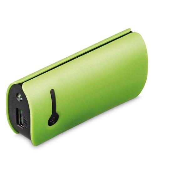 OPTIMUS. Portable battery - Λαχανί