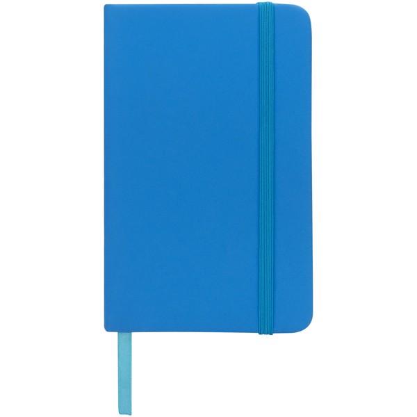Zápisník s pevnou obálkou A6 Spectrum - Světle modrá