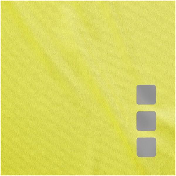 Niagara short sleeve men's cool fit t-shirt - Neon yellow / L