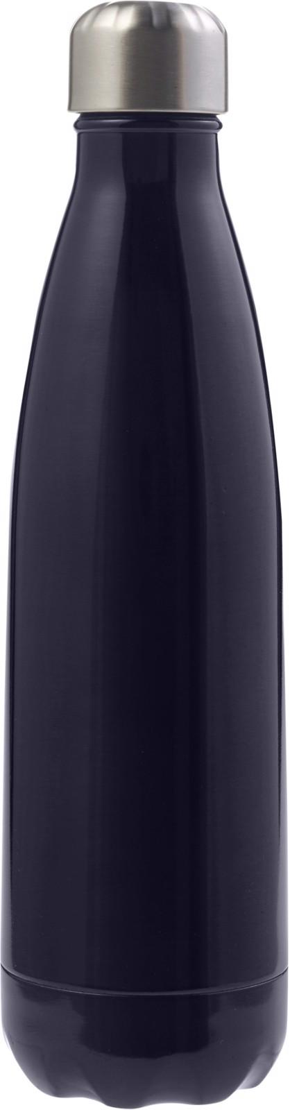 Stainless steel bottle (650 ml) - Blue