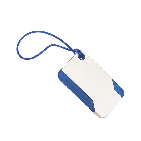 Luggage Tag Yeq - Blue