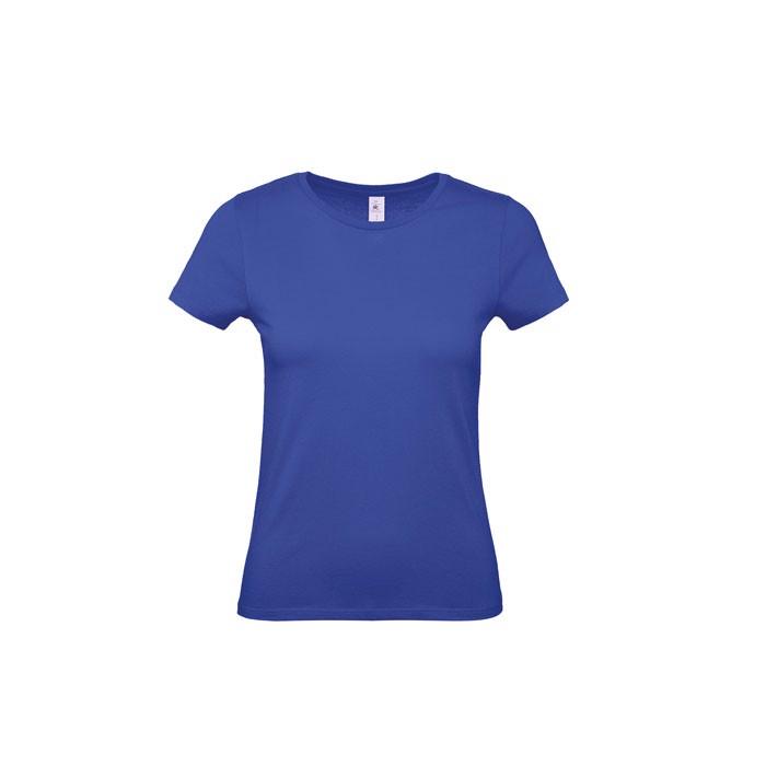 Damen T-Shirt 145 g/m² #E150 /Women T-Shirt - Cobalt Blue / XS