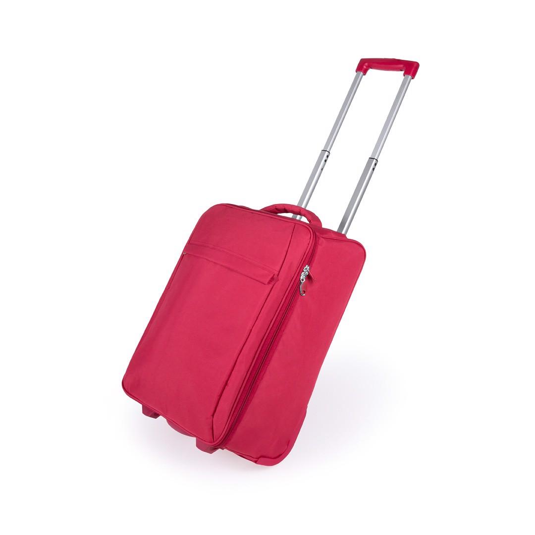 Trolley Plegable Dunant - Rojo