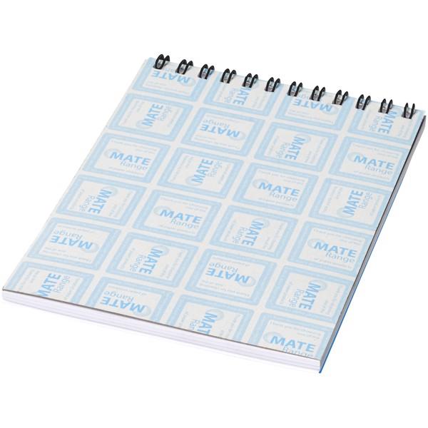Poznámkový blok Rothko A7 - Modrá / Černá / 50 pages