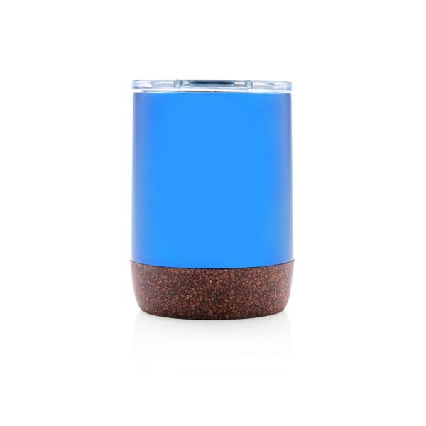 Parafa kisméretű vákuum kávésbögre - Kék