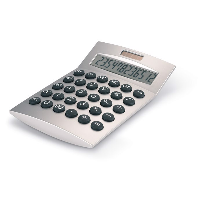 12-to cyfrowy kalkulator Basics