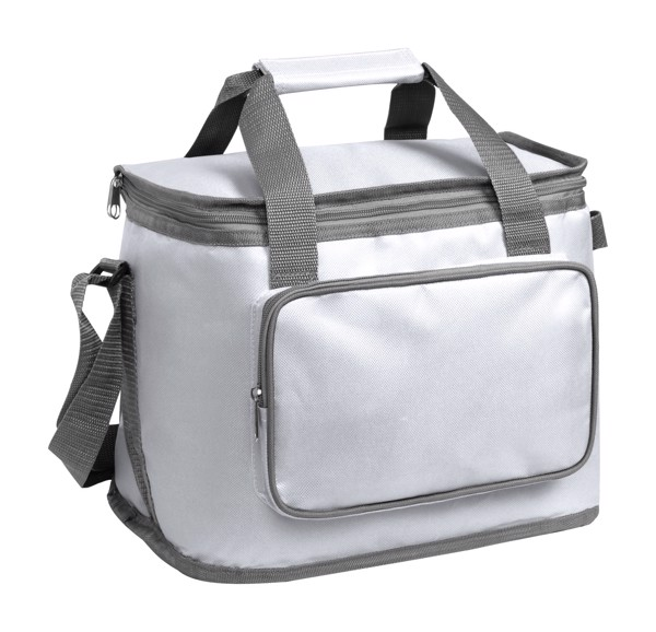 Cooler Bag Kardil - White / Grey