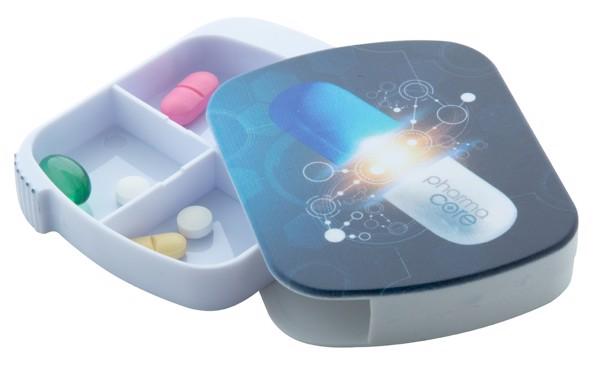 Box Na Pilulky Elyan - Bílá