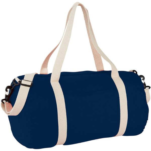 The Cotton Barrel Reisetasche - Navy