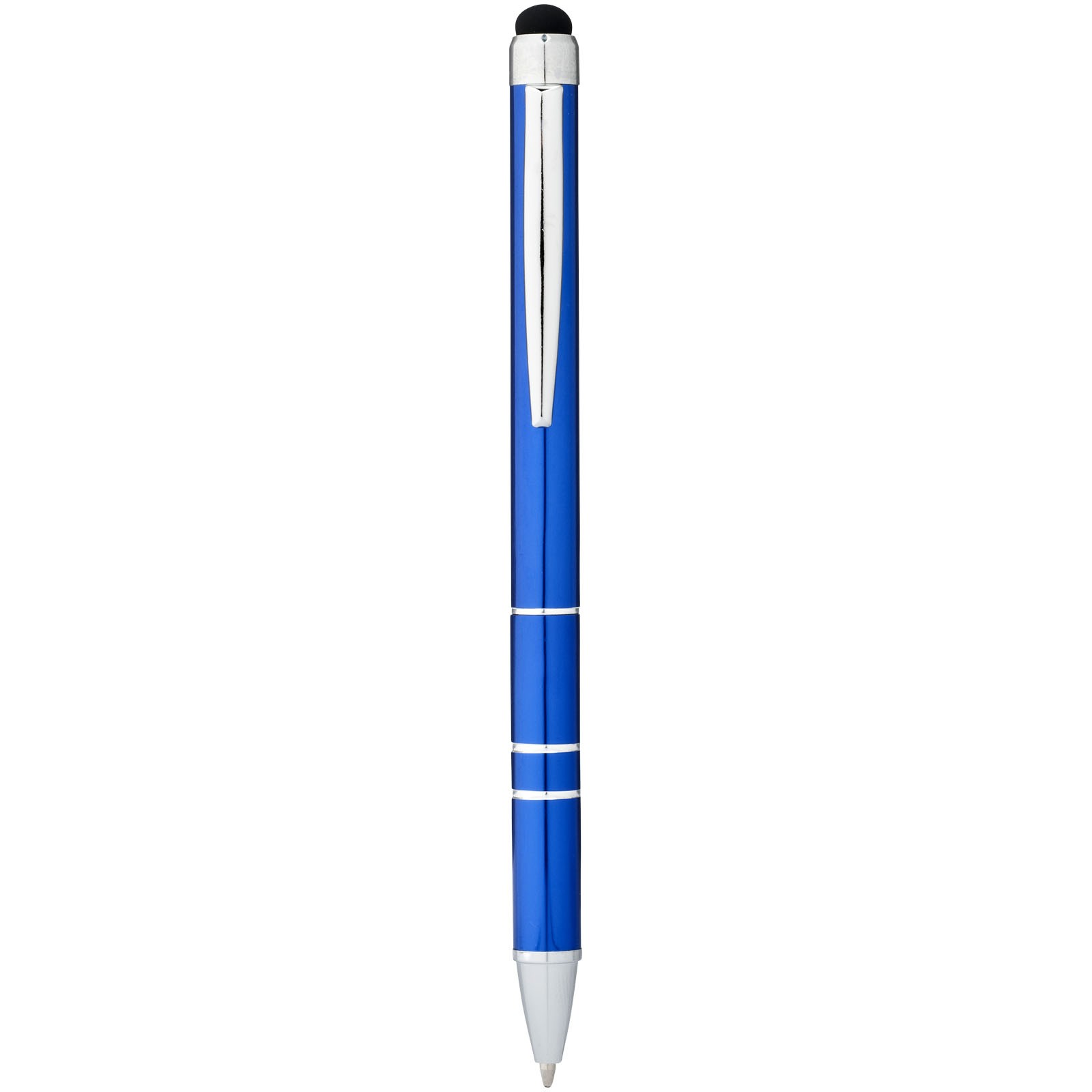 Kuličkové pero a stylus Charleston - Modrá