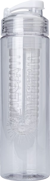 Tritan and PS bottle - Lime
