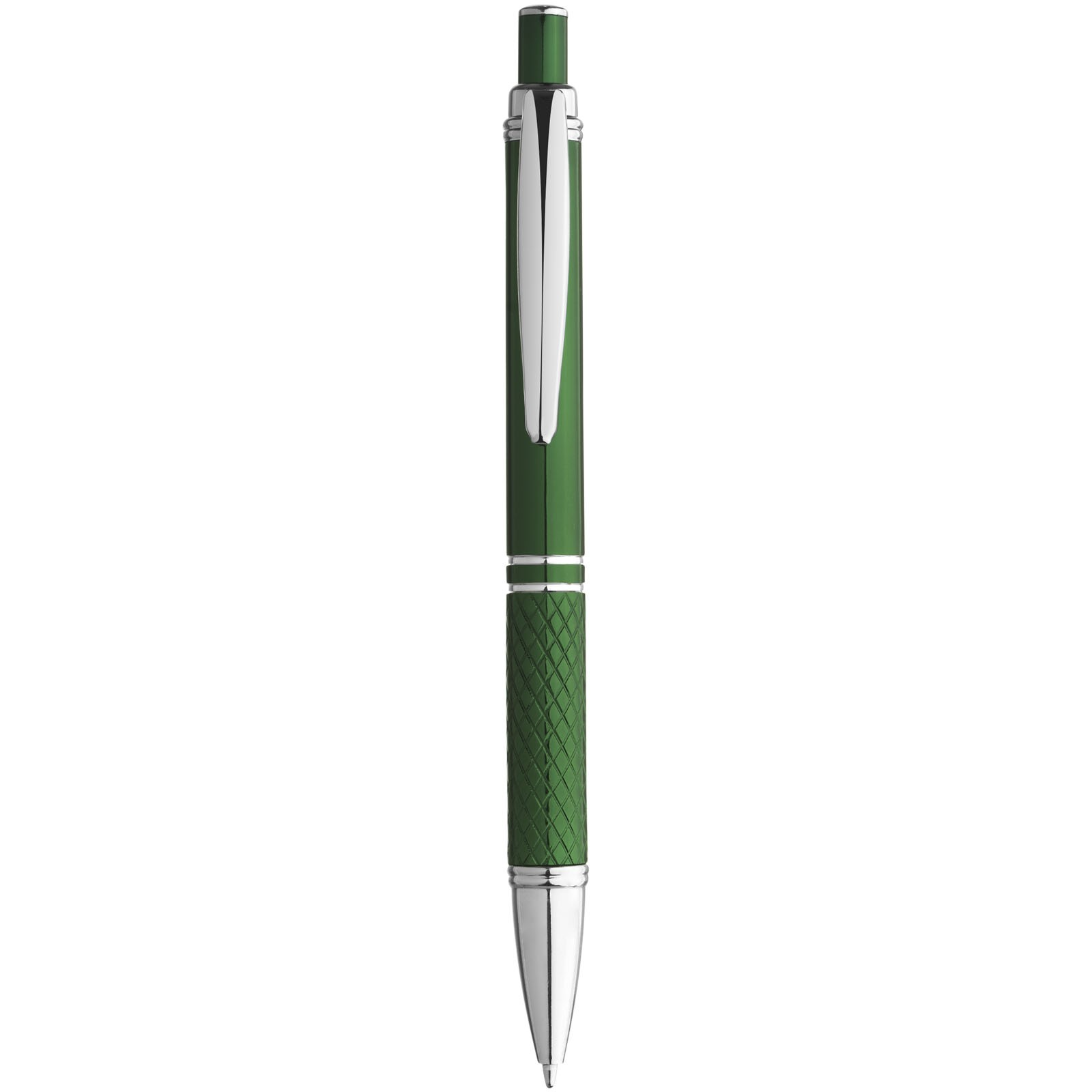 Kuličkové pero Jewel - Zelená