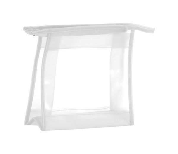 Cosmetic Bag Aquarium - White