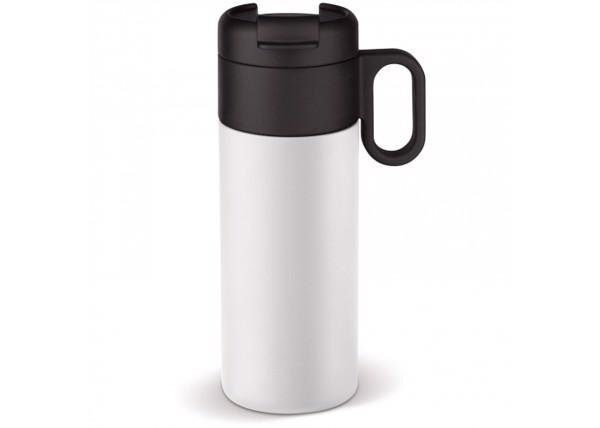 Thermo mug Flow 400ml - White