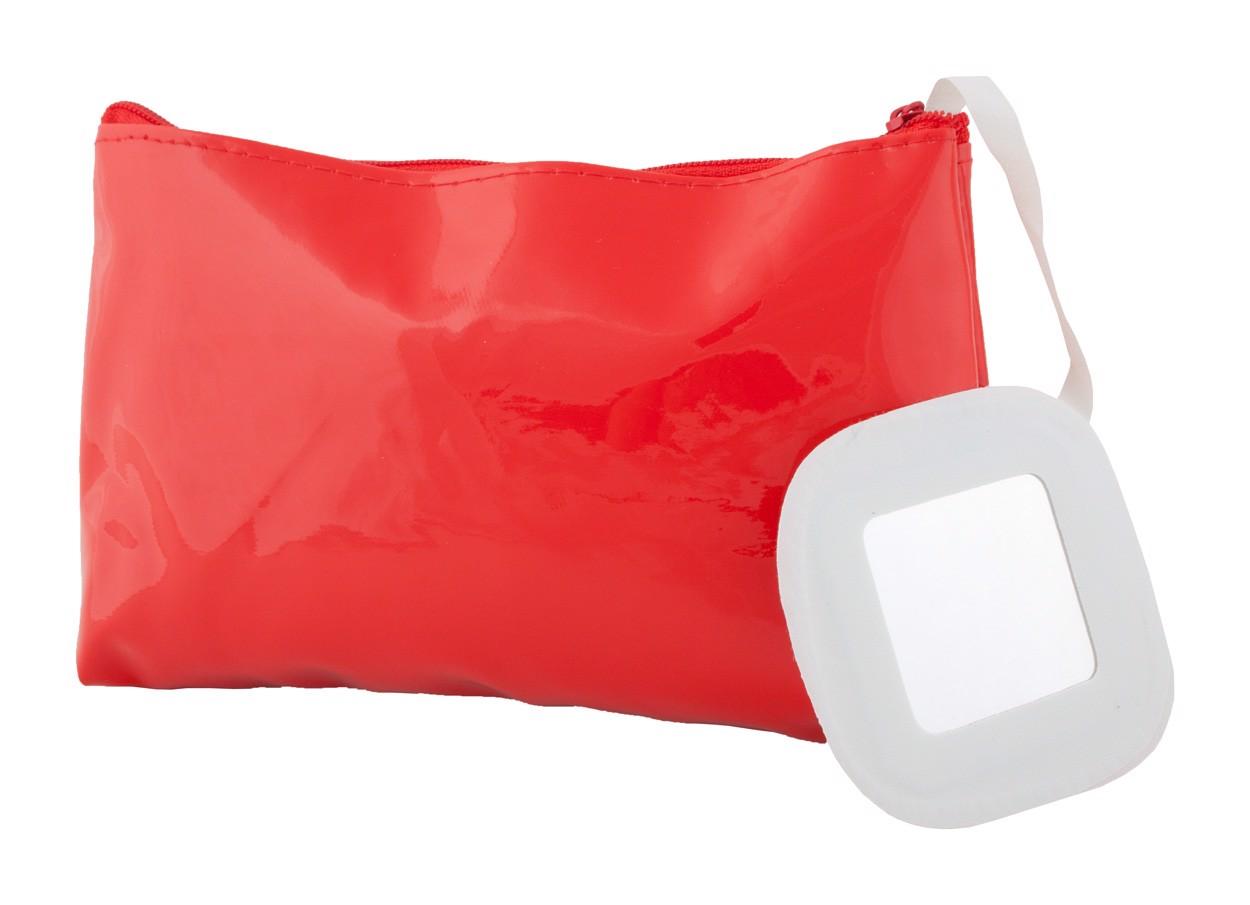 Kosmetická Taška Xan - Červená
