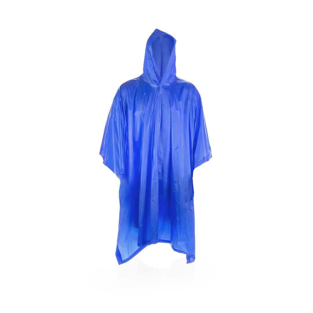 Poncho Zaril - Azul
