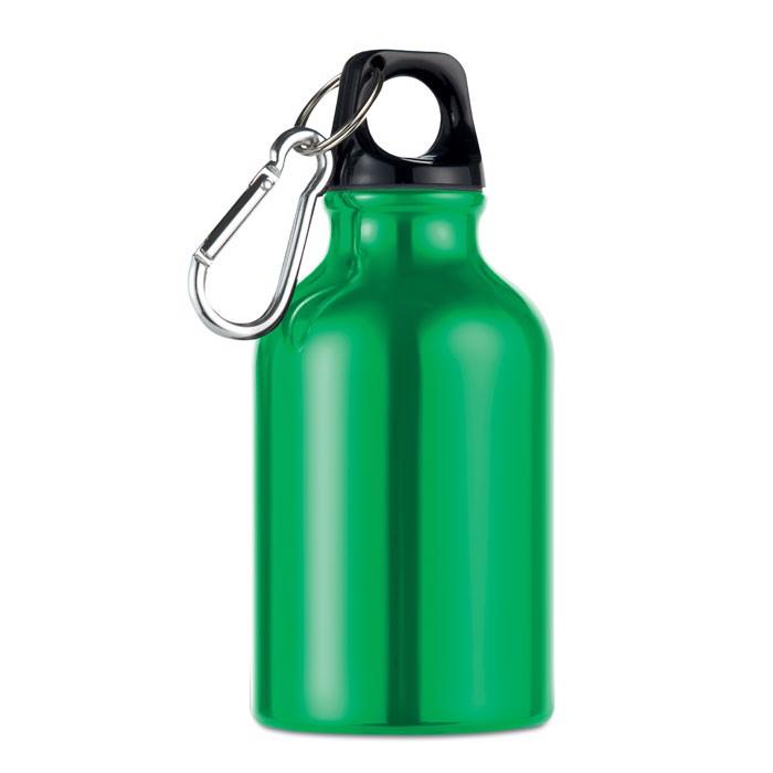 Aluminium bottle 300 ml Moss - Green