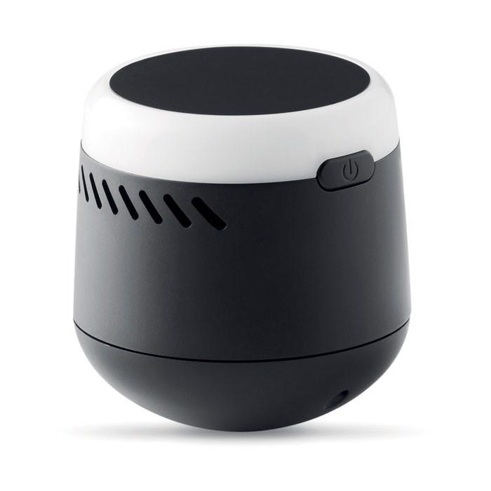 Wireless speaker w/light up Tambor - Black