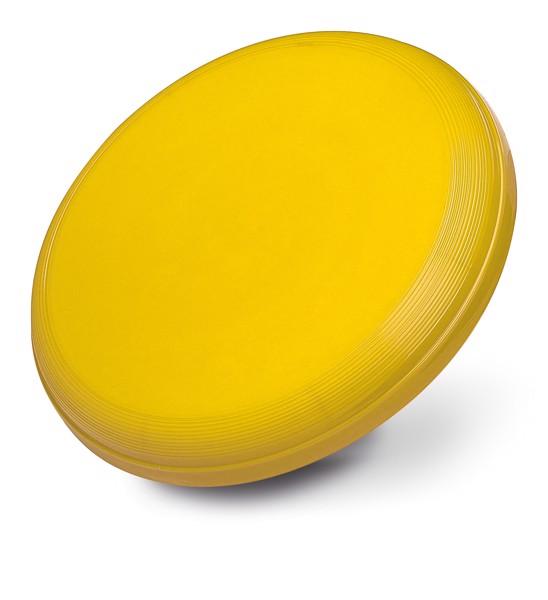 YUKON. Ιπτάμενος δίσκος - Κίτρινο